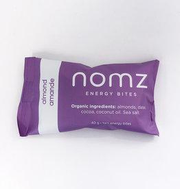 Nomz Nomz - Energy Bites, Almond (36g)