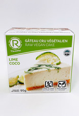 Rawesome Rawesome - Raw Vegan Gluten-Free Cake, Lime Coco BIO (95g)