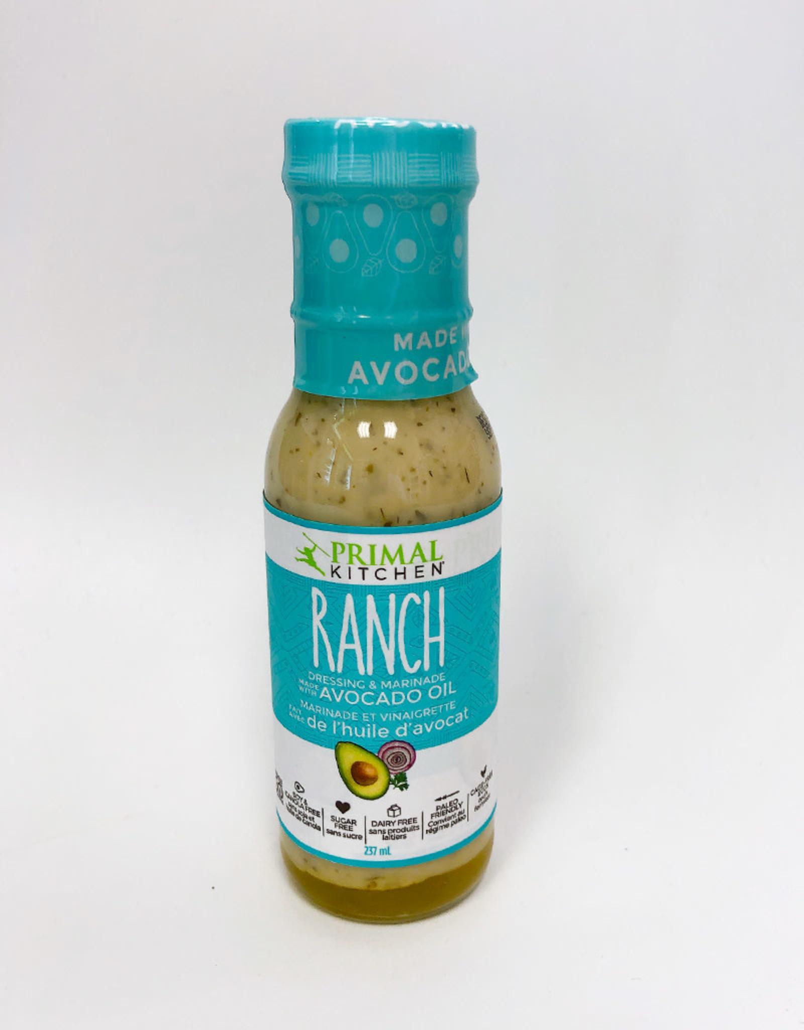 Primal Kitchen Primal Kitchen - Dressing, Ranch