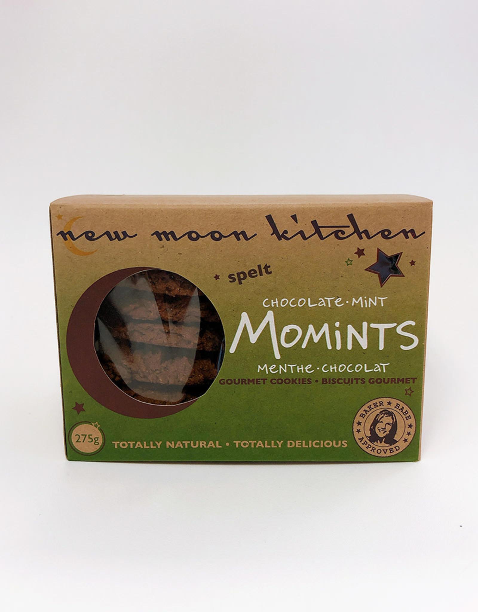 New Moon Kitchen New Moon Kitchen - Cookies, Chocolate Mint Momints (box)