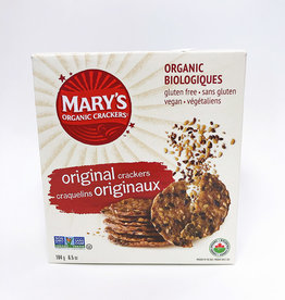 Mary's Organic Crackers Marys Organic Crackers - Original