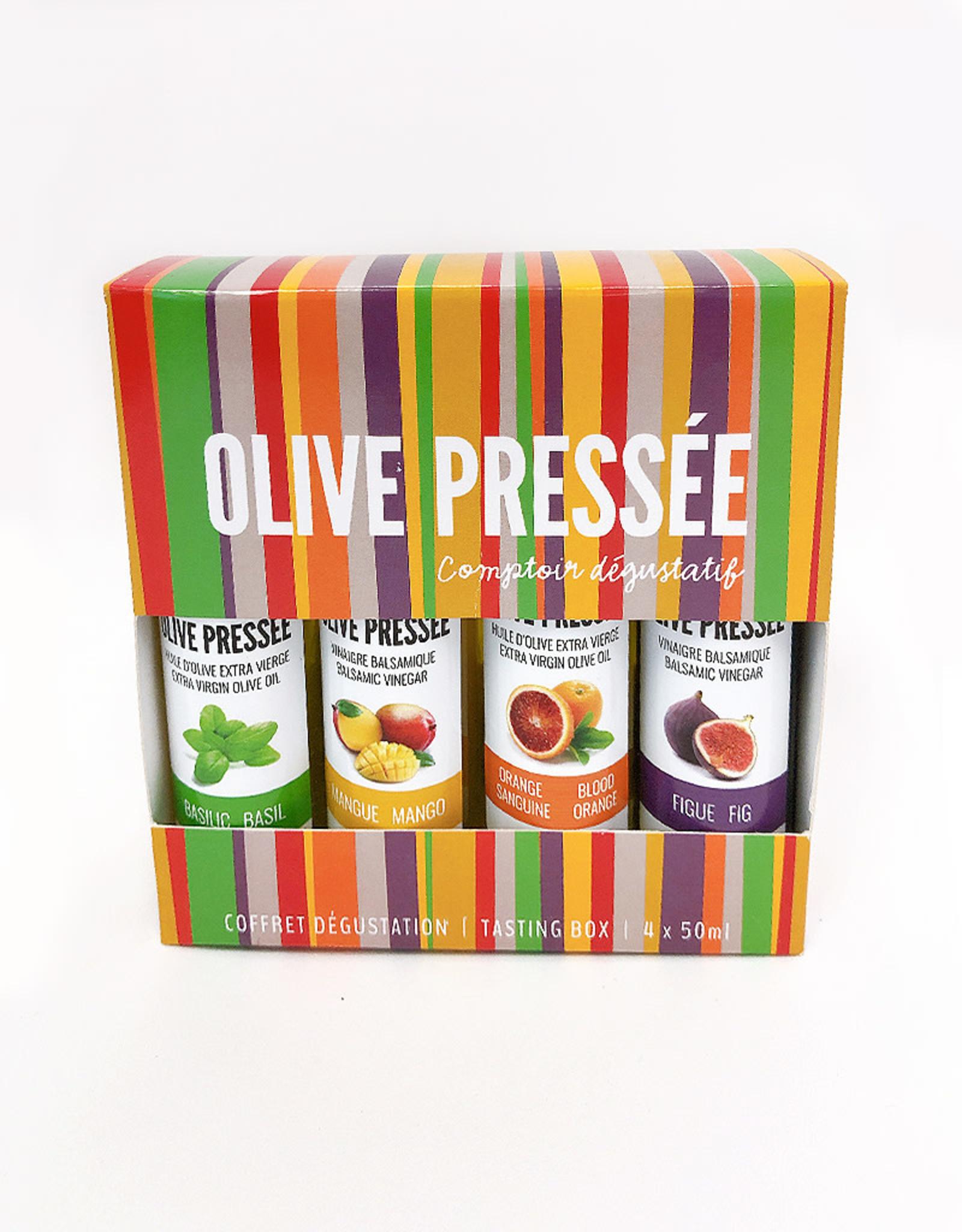 Olive Pressee Olive Pressee - Sample Pack