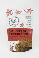 Eve's Crackers Eves Crackers - Chili Pepper Pumpkin Seed