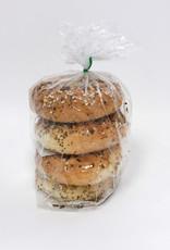 Keto House Bakery Keto House Bakery - Bagel (4pk) Everything