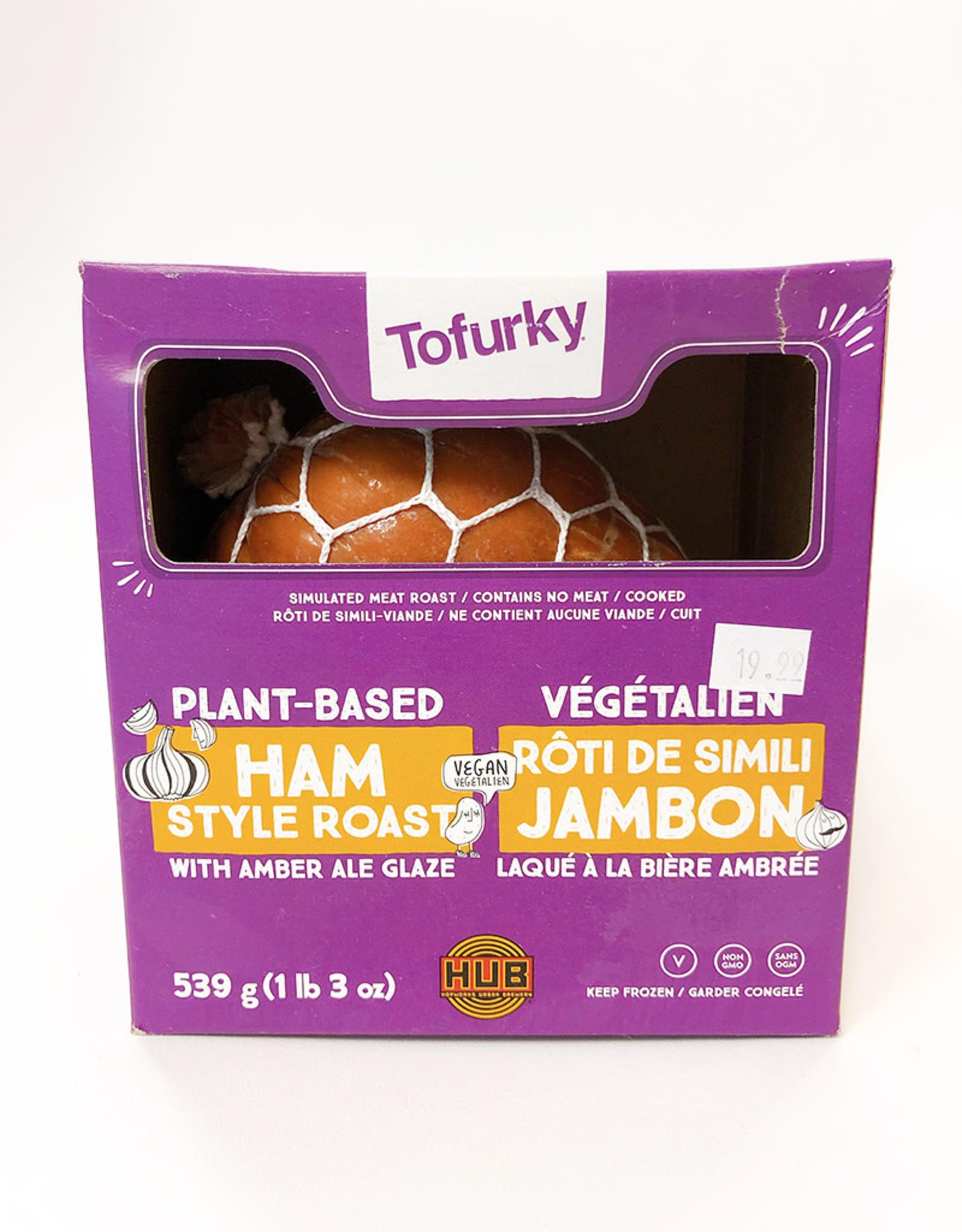 Tofurky Tofurky - Frozen Entree, Vegetarian Ham Style Roast (539g)