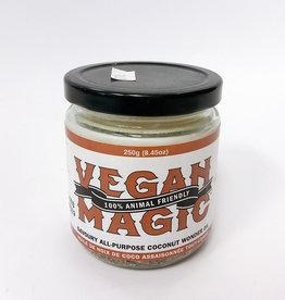 Vegan Magic Vegan Magic - Savoury All-Purpose Coconut Oil Glass Jar (250ml)