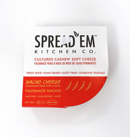 Spread'Em Kitchen SpreadEm Kitchen - Nacho Cheese (183g)