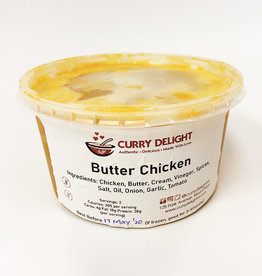 Curry Delight Curry Delight - Keto Butter Chicken (2 Serving)