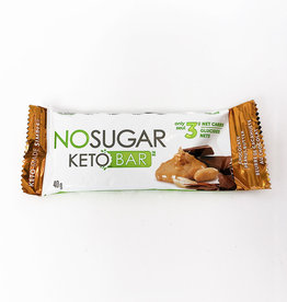 Vegan Pure Vegan Pure - Keto Bar, Chocolate Peanut Butter (40g)