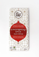 Theo Theo - Milk Chocolate, Gingerbread Spice 45%