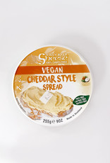 Sheese Sheese - Vegan Cheese Spreads, Cheddar (255g)
