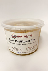 Curry Delight Curry Delight - Keto Cauliflower Rice (2 Serving)