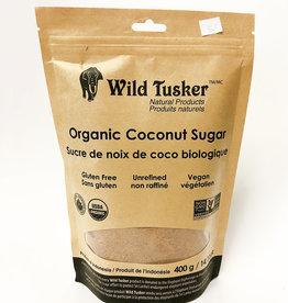 Wild Tusker Wild Tusker - Organic Coconut Sugar (400g)