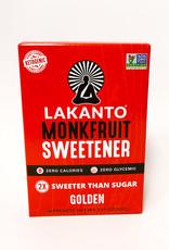 Lakanto Lakanto - Monkfruit Sweetener, Golden (30pk)
