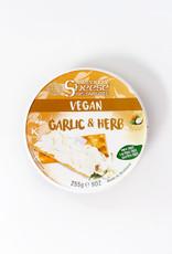 Sheese Sheese - Vegan Cheese Spreads, Garlic & Herb (255g)
