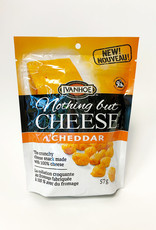 Ivanhoe Ivanhoe - Nothing But Cheese, Cheddar (57g)