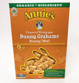 Annie's Annies - Honey Bunny Grahams (213g)