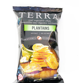Terra Chips Terra Chips - Coconut Oil Plaintain Sea Salt (141g)