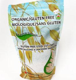 Splendor Garden Splendor Garden - Gluten Free Oats, Steel Cut (700g)