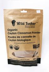 Wild Tusker Wild Tusker - Organic Ceylon Cinnamon Powder (200g)