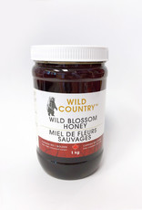 Wild Country Wild Country - Wild Blossom Honey (1kg)