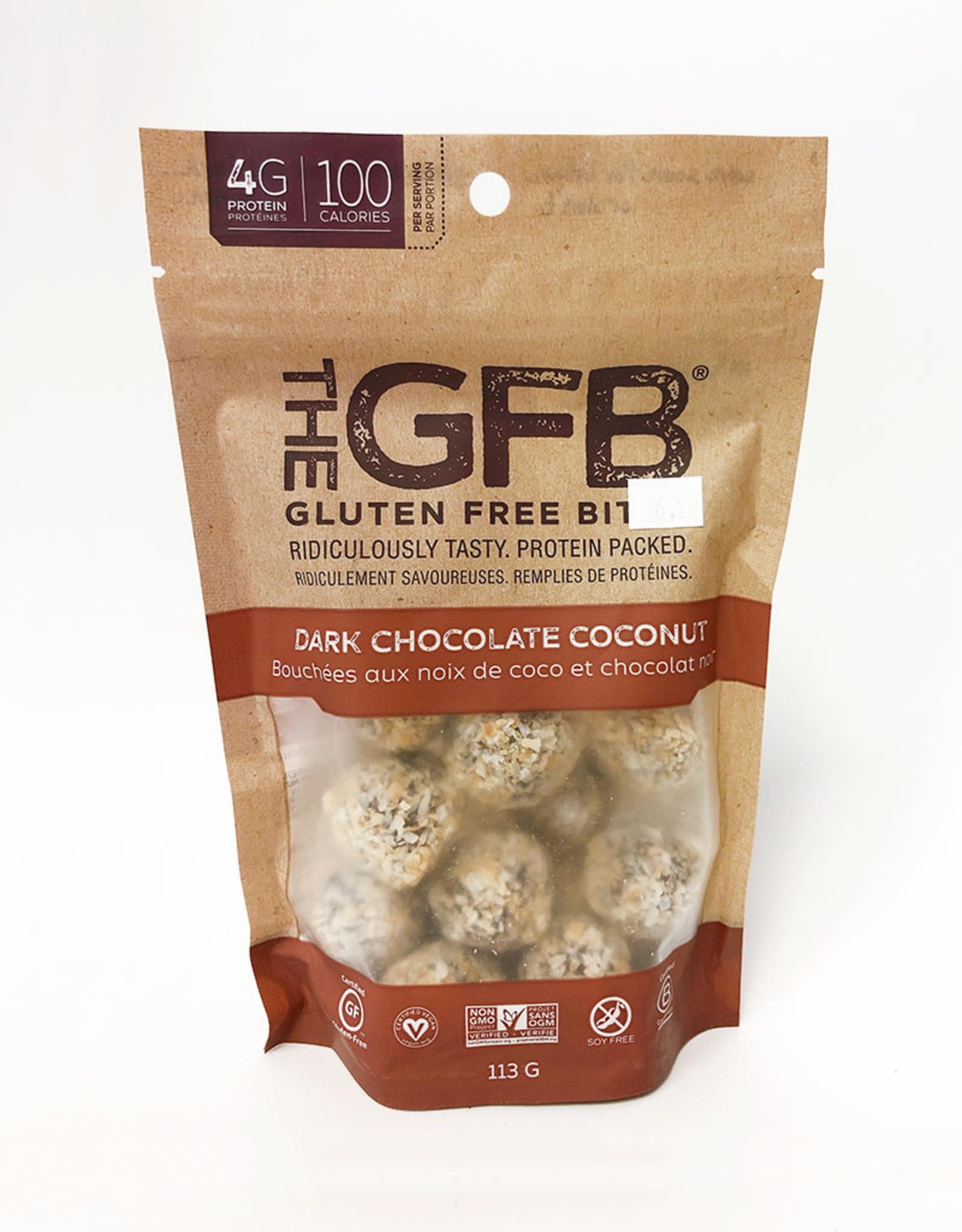 The GFB The GFB - Bites, Dark Chocolate Coconut (113g)