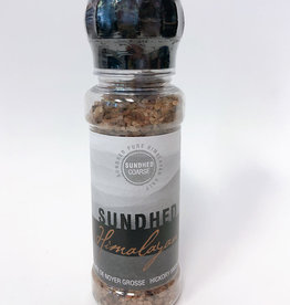 Sundhed Sundhed - Himalayan Salt, Indian Black Coarse with Grinder (210g)