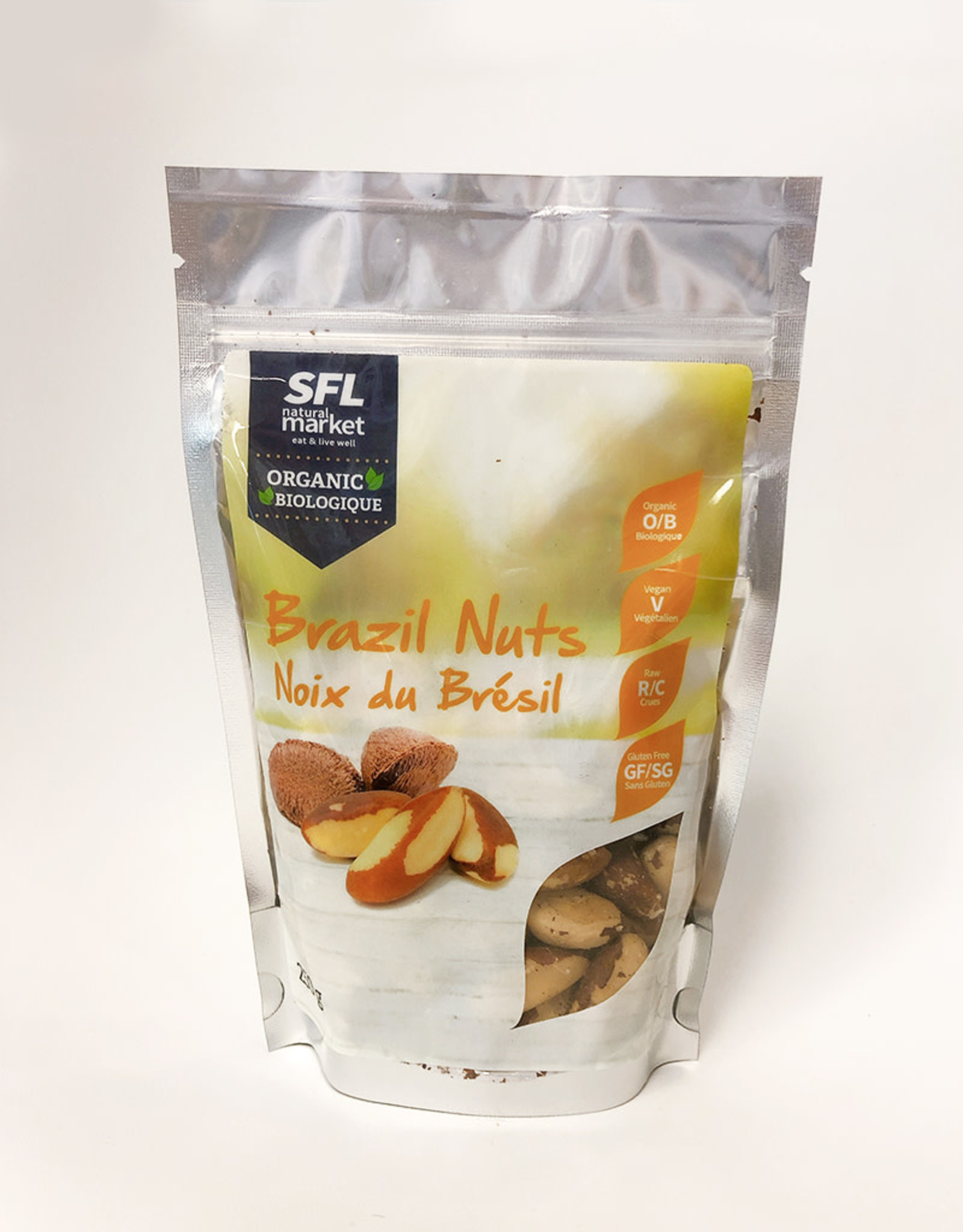 Simply For Life SFL - Organic Brazil Nuts (250g)