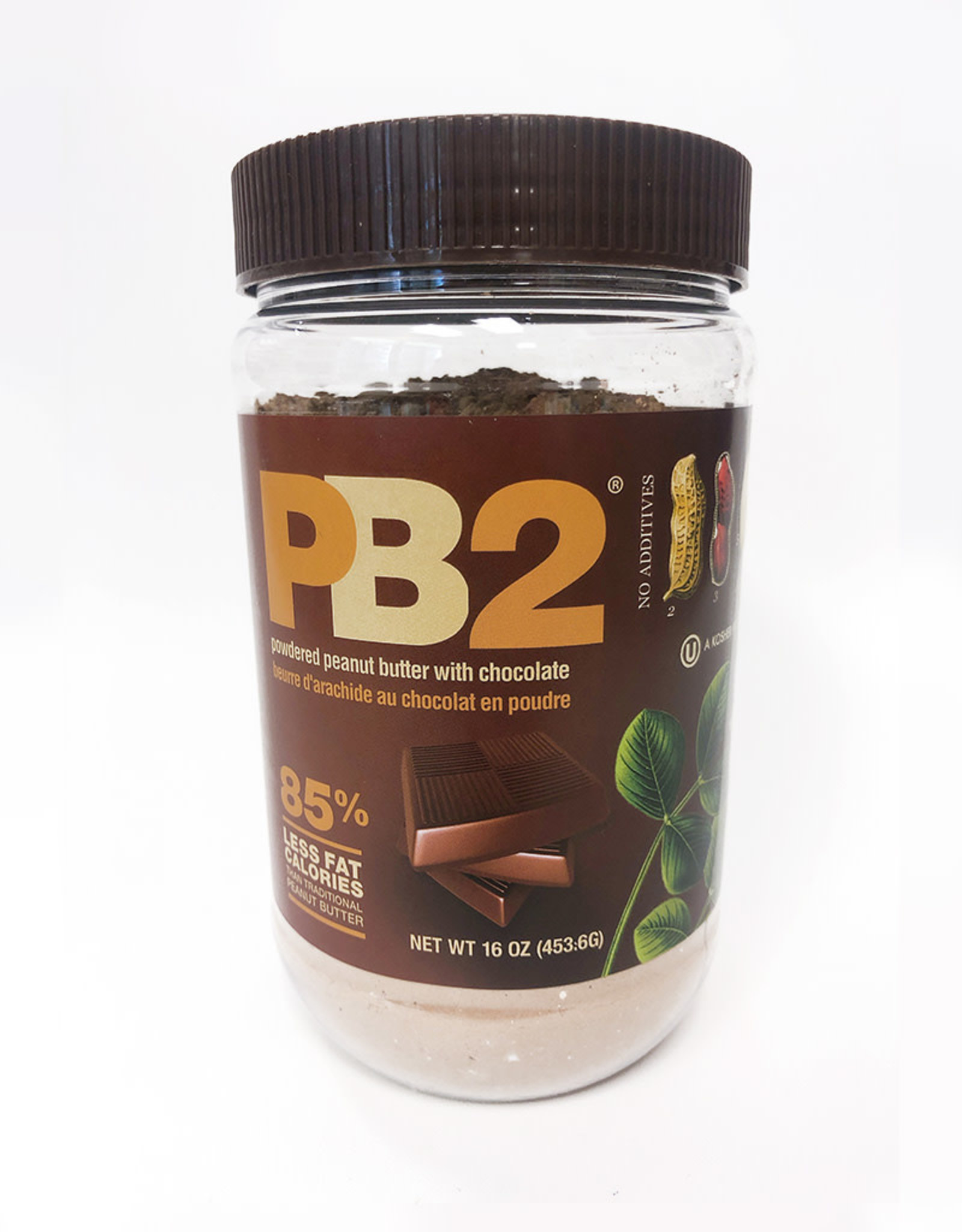 PB2 PB2 - Powdered Peanut Butter with Chocolate (453.6g)