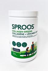 Sproos Sproos - Collagen, Greens (264g)