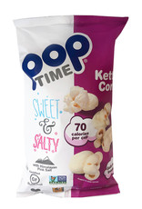 Pop Time Pop Time - Kettle Corn, Sweet & Salty (198g)