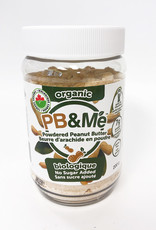 PB & Me PB & Me - Powdered Peanut Butter, Organic Original (200g)