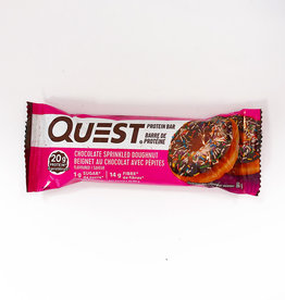 Quest Nutrition Quest - Bar, Chocolate Sprinkled Doughnut