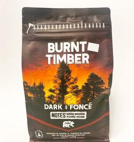 Calgary Heritage Roasting Company Coffe Calgary Heritage Coffee - Whole Bean, Burnt Timber Dark (340g)
