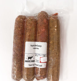 Haricot Farms Haricot Farms - Dinner Sausages, Regular Beef