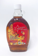 Canadian Heritage Organics Canadian Heritage - Organic Maple Syrup (500ml)
