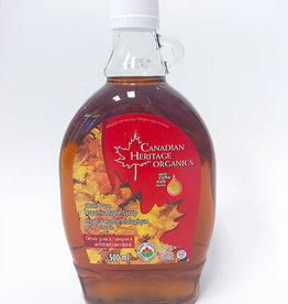 Canadian Heritage Organics Canadian Heritage - Organic Maple Syrup (500ml)