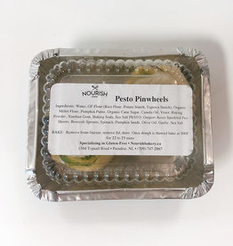 Nourish Bakery Nourish Bakery - Pesto Pinwheel