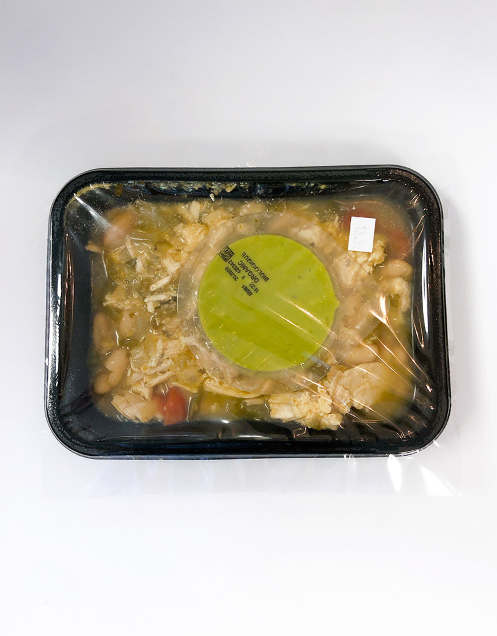 Premium Choice Meals Premium Choice Meals - Green Chili with Chicken and Gauc
