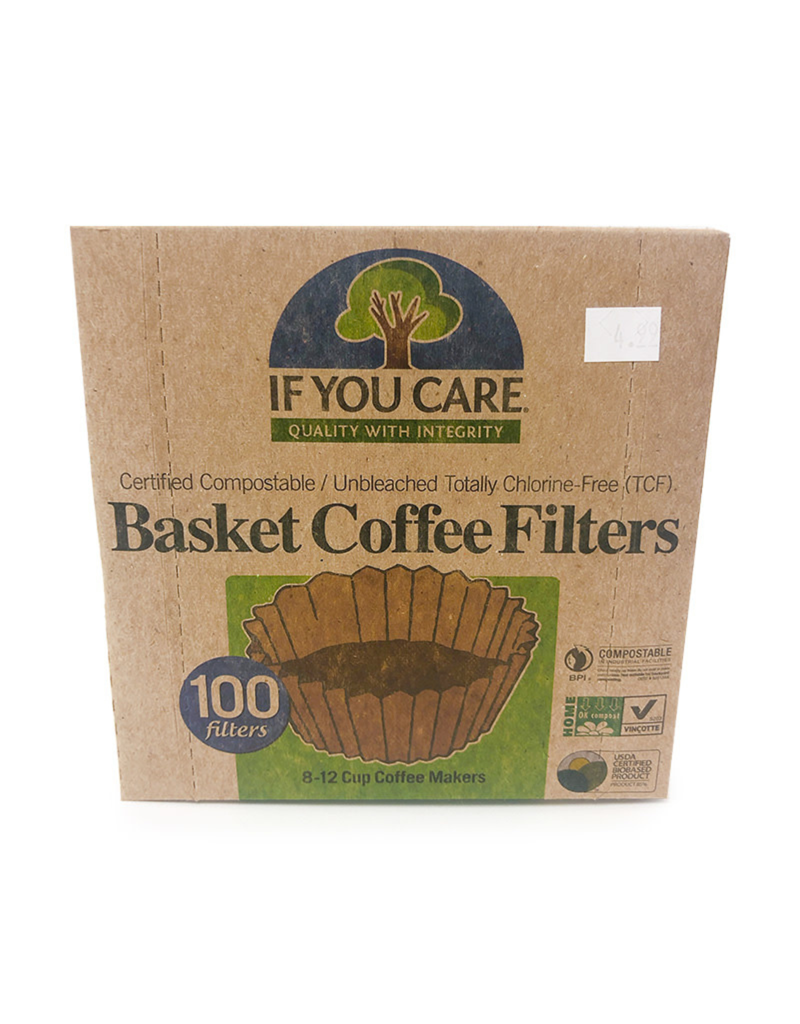 If You Care If You Care - Basket Filters