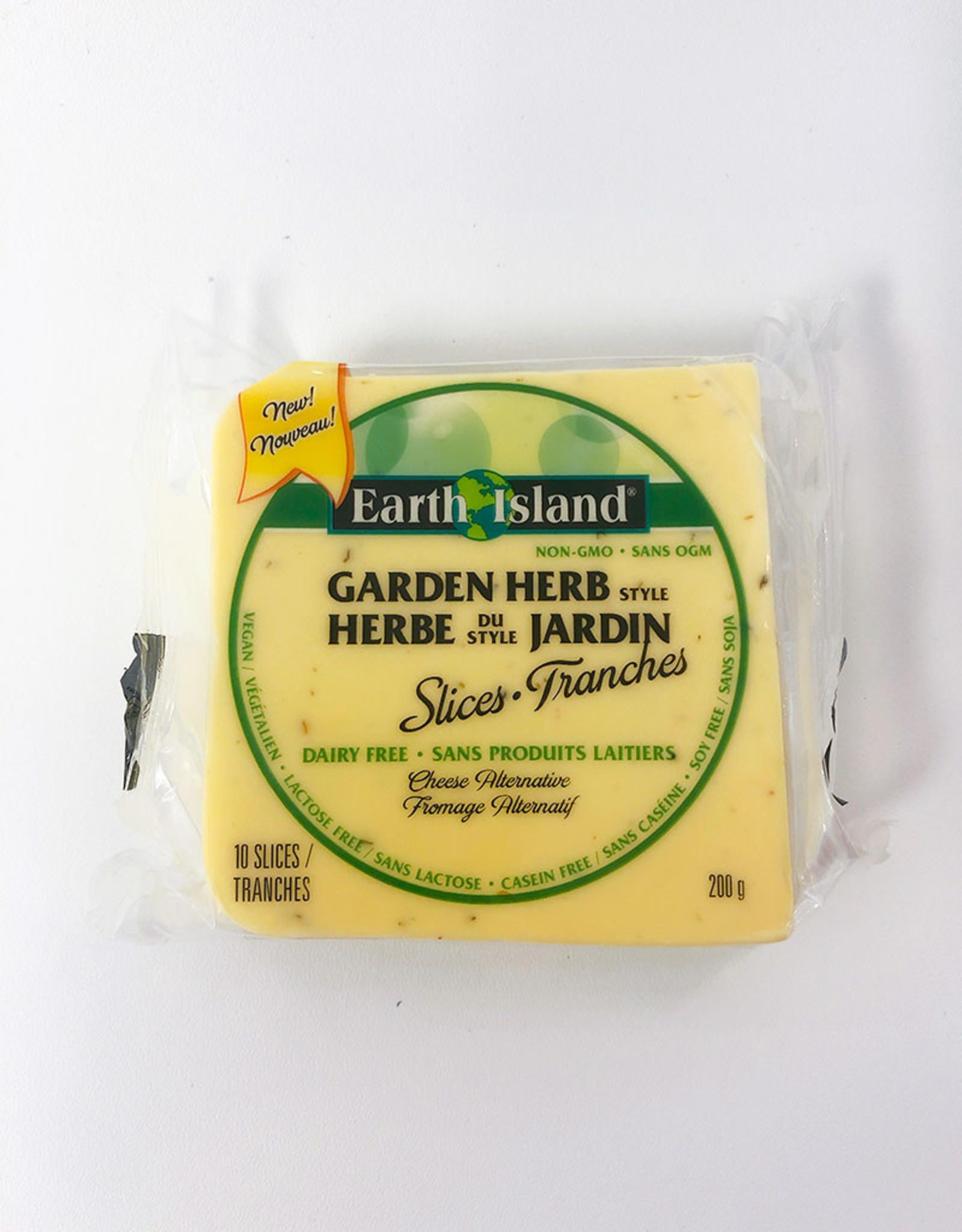 Earth Island Earth Island - Slices, Garden Herb (200g)