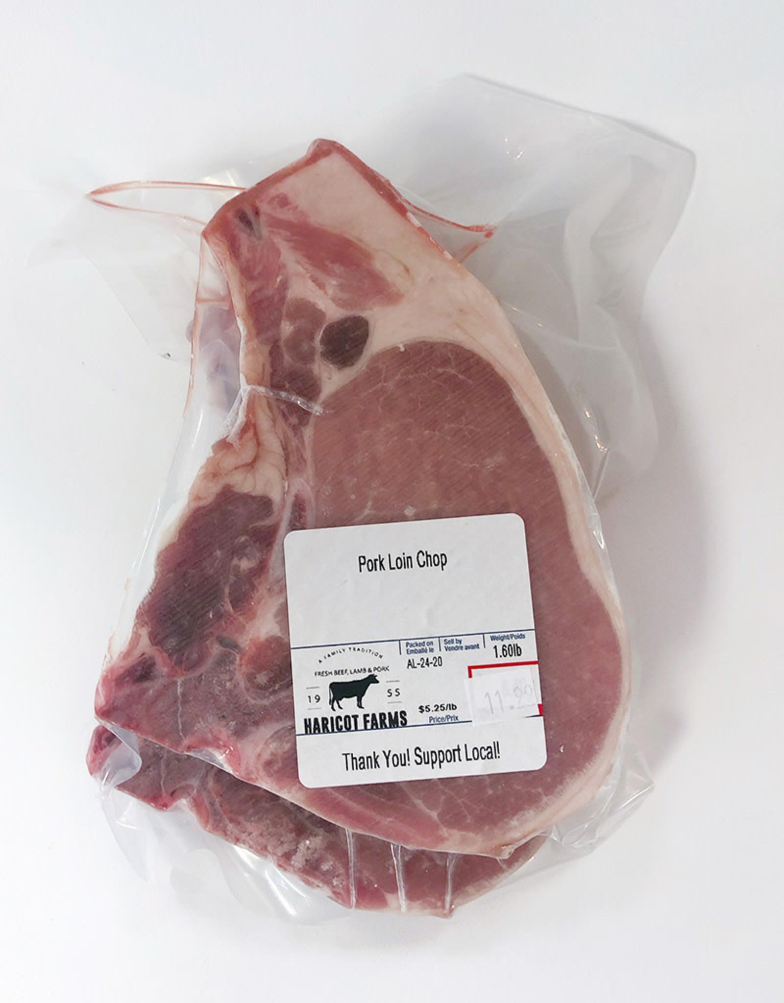Haricot Farms Haricot Farms - Pork Chops