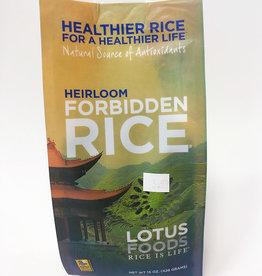 Lotus Foods Lotus Foods - Heirloom Rice, Forbidden Black Rice (425g)