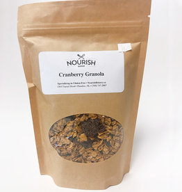 Nourish Bakery Nourish Bakery - Granola, Cranberry