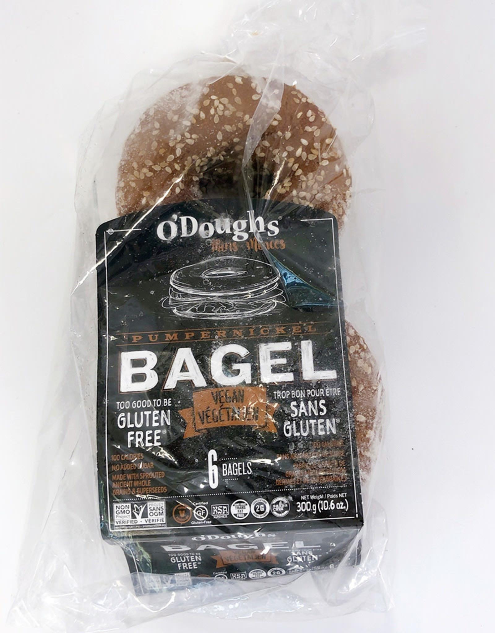 O'Doughs ODoughs - Bagels, Pumpernickel