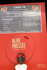 Olive Pressee Olive Pressee - Cask 18 White Balsamic, 500ml