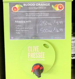 Olive Pressee Olive Pressee - Bloody Orange EVOO, 250ml