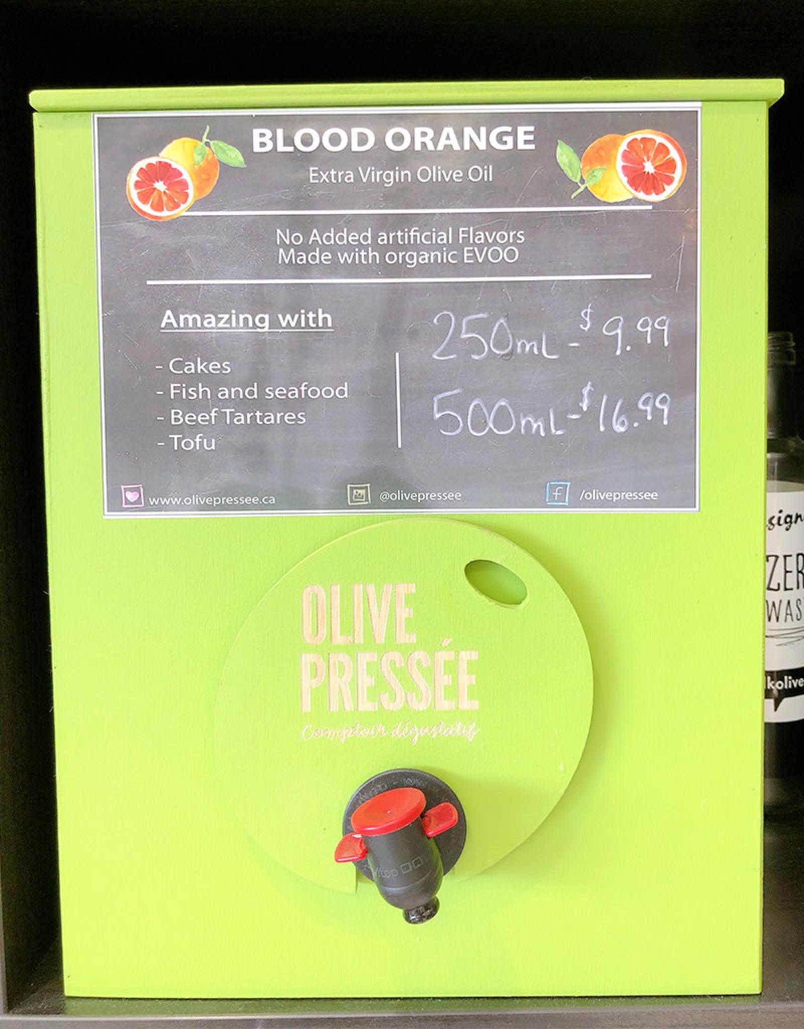 Olive Pressee Olive Pressee - Bloody Orange EVOO, 500ml