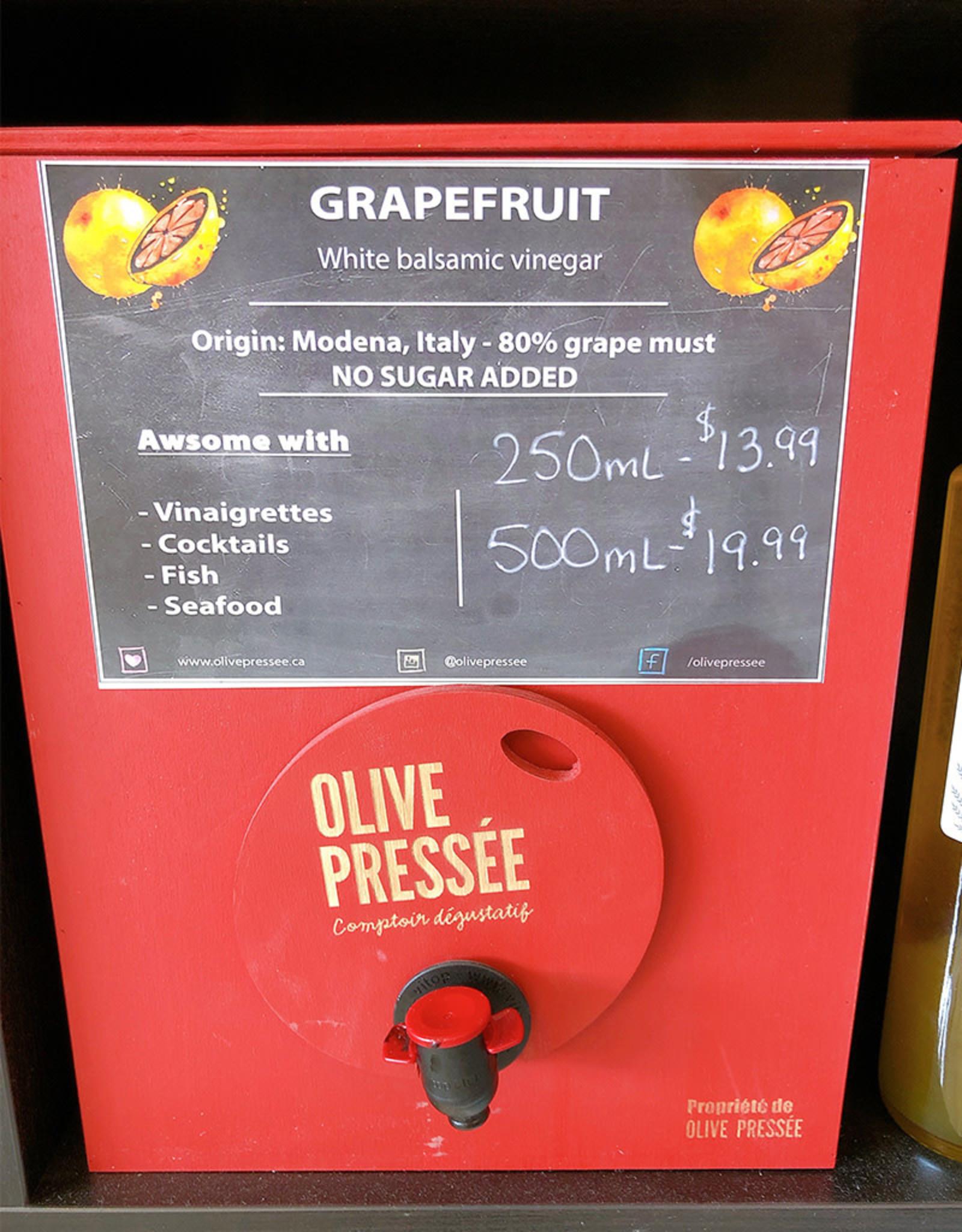 Olive Pressee Olive Pressee - Grapefruit White Balsamic, 500ml