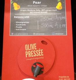 Olive Pressee Olive Pressee - Pear White Balsamic, 500ml